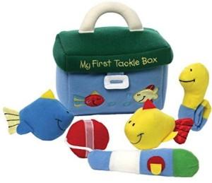 Gund My First Tackle Box Stuffed Baby Playset  - 24 inch