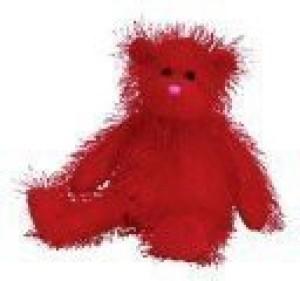 Ty Punkies Sizzles Bear