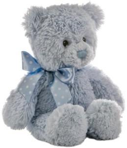 Aurora Plush Ba 12 Inches Yummy Blue Bear