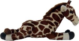Hamleys Lying Animal - Giraffe  - 8 inch