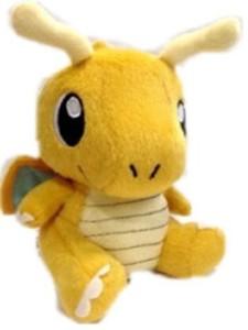 Pokemon Pokmon Plush Dragonite Doll Around 16Cm 6