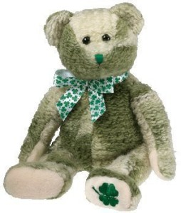 Ty Beanie Ba Mcwooly The Bear