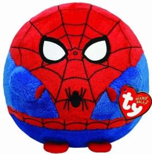 TY Beanie Babies Spiderman Plush Medium
