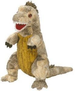 Ty Beanie Ba Toothy The Rannosaurus