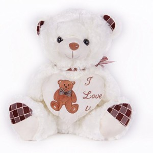 V GOLLY JOLLY NX Love You Teddy  - 45 cm