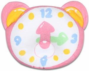 Kidofy PINK CLOCK CUSHION  - 7 inch