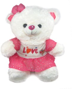 Tickles Beautiful Teddy With Jacket  - 40 cm