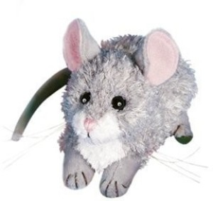 Douglas Cuddle Toys Kernel Mouse  - 20 inch