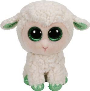 Jungly World LALA - white lamb reg  - 6 inch