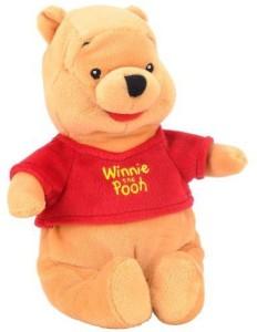Disney S Winnie The Pooh 6 Inch Mini Plush Pooh