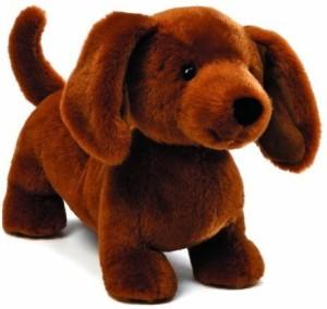 Gund Shorty Dachshund Dog Animal