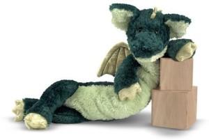 Melissa & Doug princess soft longfellow dragon