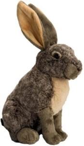 Wild Republic Cuddlekins Hare 12