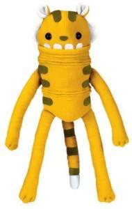 Knock Knock Clump-o-Lump by Tig-o The Tiger  - 20 inch