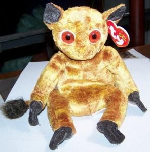 Ty Beanie Ba Gizmo The Lemur