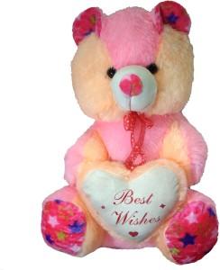 Muren 2.5 feet (09) Teddy Bear colour Pink  - 30 inch