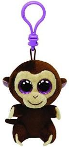 TY Beanie Babies Coconutclip The Monkey