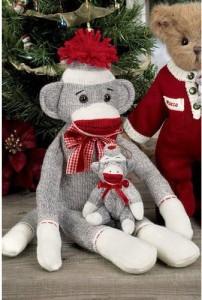 Bearington Bears Sock Monkey Bearington Collection
