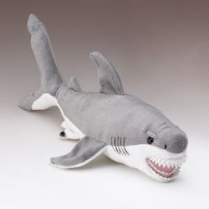 Wildlife Artists Great White Shark Plush Small