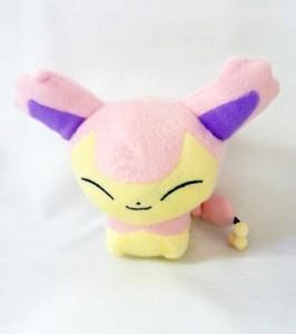Pokemon 1 X 6Inch Cute Cat Skitty Plush