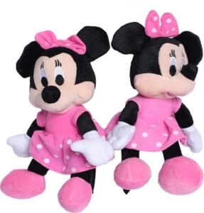 Cuddles Cute Looking Minnie Combo  - 26 cm