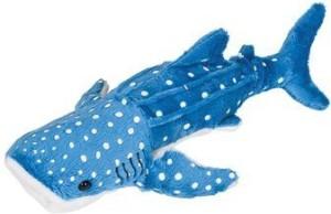 Pounce Pal Whale Shark Plush Animal