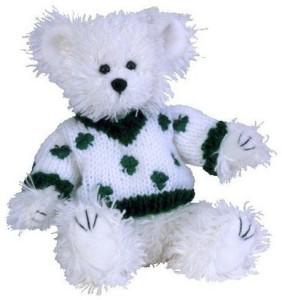 Ty Attic Treasure Flannigan The Bear