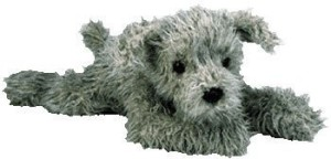 TY Classic Plush Rags The Dog