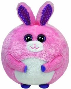 TY Beanie Babies Carnation Pink Bunny