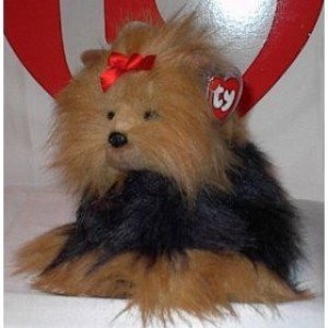 Ty Classic Yappy Yorkshire Terrier