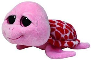 Ty Beanie Boos Shell Pink Turtle Plush  - 20 inch