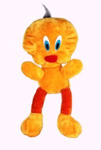 Lavish Blink lavish Blink Tweety Stuffed Toy Yello and Red Standing 60 cm  - 60 cm