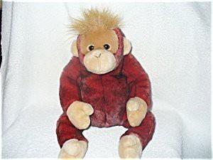 Ty Beanie Buddy Schweetheart The Monkey