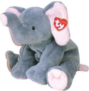 Ty Winks Elephant  - 20 inch