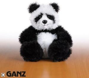 Webkinz Lil'Kinz Panda
