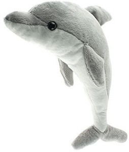 BJ Toy Cute Small Dolphin15 Inch Animalkids Dolphinadorable