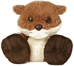 Aurora World Taddle Toes Chit Chat Squirrel Plush10