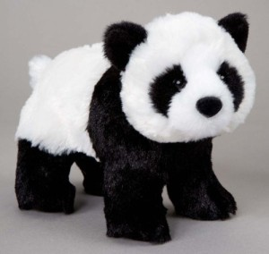 Douglas Cuddle Toys Bamboo Panda 8