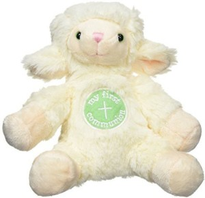 Gregg Gift Inspirations Communion Lamb Plush