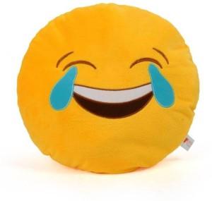 Pari Yellow Soft Smiley  - 35 cm