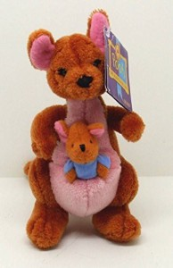 Gund Disney'S Classic Pooh Kangaroo 100 Acre Collection