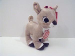Prestige Clarice Female Reindeer Rudolph The Red Nosed Reindeer