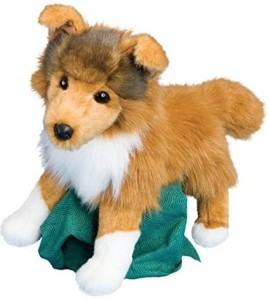 Douglas Cuddle Toys Sheba Collie