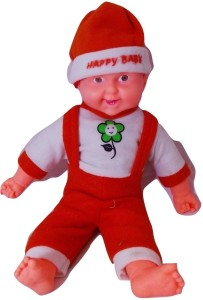 Cuddles Laughing Baby Boy With Music  - 45 cm