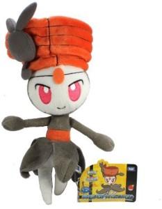 Takara Tomy Pokemon Best Wishes Plush Doll N-37-Meloetta/Pirouette Forme  - 25 inch