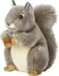 Aurora World d Miyoni Grey Squirrel 8