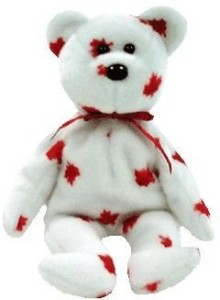 Ty Beanie Ba Chinook The Bear (Canada Exclusive)