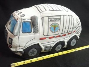 Bronx Toys Dsny Sanitation Truck Plush