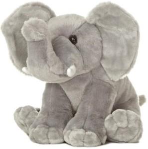 Aurora World Destination Nation Elephant Plush, 9