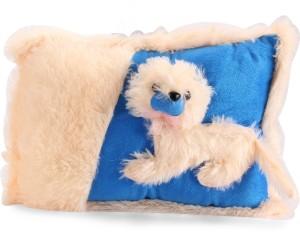 Tickles Dog Cushion  - 38 cm